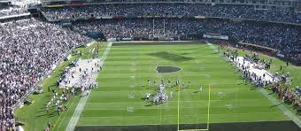 Oakland Raiders Seating Chart Oakland Raiders Seating Chart Map Seatgeek