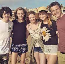Chandler,Hana Hayes,Brooke Sorenson,Lauren Sorenson and Gavin MacIntosh ♥  Wonderful