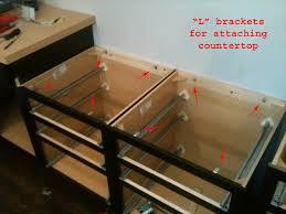 how to install laminate countertop cabinets stkittsvilla