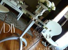 diy mirrored furniture. diy mirrored furniture by bliss at home mirror tiles diy