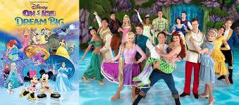 Disney On Ice Dream Big Richmond Coliseum Richmond Va