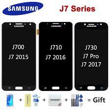 Samsung J7 Pro Display Light Solution Us 16 54 12 Off Adjustable Brightness For Samsung Galaxy J730 Lcd Display Touch Screen For Samsung J7 2015 J700 2016 J710 J7 Pro J730 J730f In