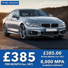 total motion vehicle management bmw 4 series gran coupe