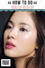 dying to know about whats in for korean makeup trend and to learn about korean makeup pony makeup makeup tutorial korean style natural look