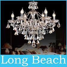 whole chandelier light modern crystal chandelier light chandelier crystal light lighting living room bedroom lamp light 6500k lighting lamp parts