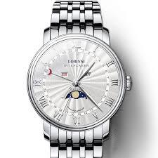 <b>LOBINNI</b> Watch Men <b>Luxury Brand Switzerland</b> Men Watches ...
