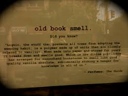 the chemistry behind old book smell explained