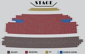 Fairplex Seating Chart Lpac Main Stage Seating Chart Lancaster Performing Arts