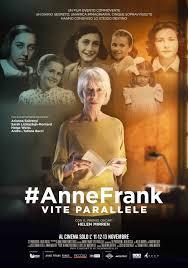 ANNEFRANK - Vite Parallele, il docu-film con Helen Mirren ...