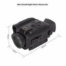 <b>ZIYOUHU</b> Pocket Sized HD <b>Digital</b> Night <b>Vision</b> Monocular <b>Infrared</b> ...