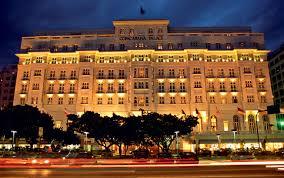 Resultado de imagem para copacabana palace hotel