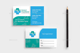 Appointment Card Template Medical Appointment Card Template