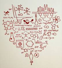 there s chemistry between us chemistry artchemistry tattooorganic  on organic chemistry wall art with 58 best qu mica clases images on pinterest chemistry classroom