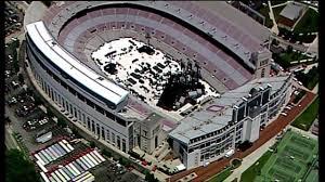 Ohio Stadium Concert Seating Chart Ohio Stadium Prepares For Massive Taylor Swift Concert