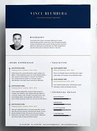 Free Creative Resume Templates Download Reluctantfloridian Com