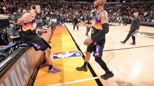 Phoenix Suns beat the Milwaukee Bucks ...