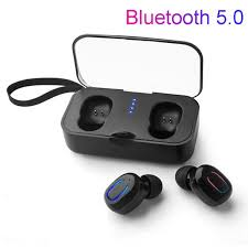 2018 <b>T18S Invisible Wireless Earbuds</b> 5.0 Bluetooth Earphone I9s ...