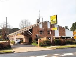 Acacia Motor Inn All Travellers Motor Inn Accommodation Coonabarabran New