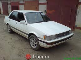 Toyota Corolla 1.8 1986 Technical specifications | Interior and ...
