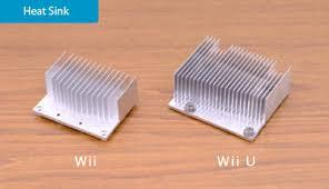 nintendo tears down wii u to show off single chip ibm amd cpu wii and wii u heatsink design
