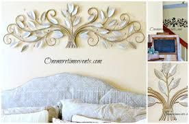 refinishing metal wall art on master bedroom metal wall art with refinishing metal wall art hometalk