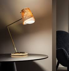 latest lighting. Slamp And Montblanc Have Collaborated To Create The Overlay Desk Lamp Latest Lighting N