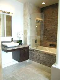 freestanding tub in small bathroom full image for awesome large and shower combo gallery house free