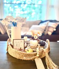 diy knock off coffee table basket for