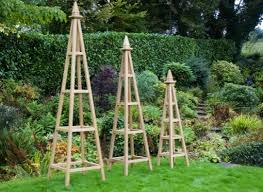 Small Picture Wooden Obelisk Trellis Plans DIY Free Download how to build a mini