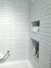 grout shower tiles how