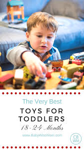 Best Toys for Toddler: 18-24 Months - Chronicles of a Babywise Mom