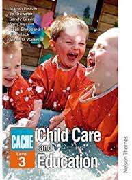 cache level award certificate diploma in child care and  cache level 3 child care and education child care education diploma