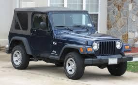 Jeep Wrangler (TJ) - Wikipedia