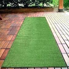 turf rug door artificial grass outdoor carpet indoor home depot ikea rugs for
