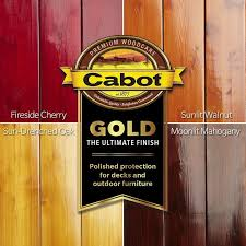 Meet Cabot Gold The Ultimate Finish For The Look Of