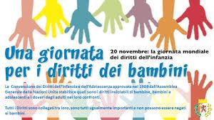 20 novembre 2020 | Giornata mondiale dei diritti dell'infanzia e  dell'adolescenza ~ Comune di Vanzago