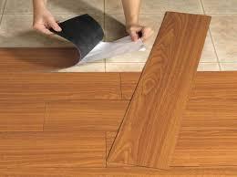 pvc or vinyl flooring