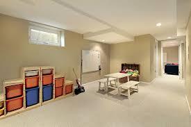 Amazing Finished Basement Decorating Ideas With Finished Basement - Finished basement kids