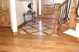 Modern Hardwood And Tile Floor Designs With Hardwood And Tile Floor