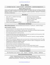 Hris Specialist Sample Resume