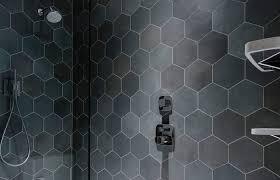 bathroom tile medium size bathrooms design aspen white bathroom hexagon tiles grey lead black and