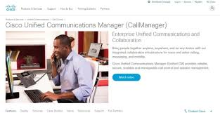Cisco Unified Communications Manager Reviews Overview Pricing And