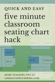 9 Best Seating Chart Classroom Images Classroom