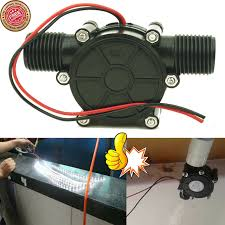 details about 10w micro hydroelectric generator water turbine diy led power dc 5v 12v 80v