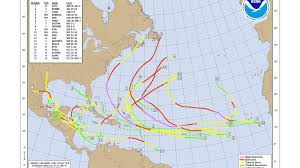 How To Use A Hurricane Tracking Chart