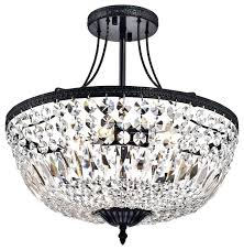 crystal basket chandelier sydney chrome clear roundabout lighting lode inspirations