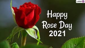 Wish Happy Rose Day 2021 ...