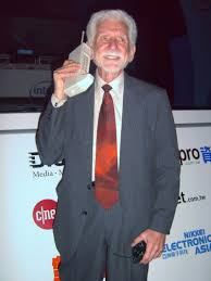 When Was The Cell Phone Invented Martin Cooper Invented The Mobile Phone In 1973 Was Inspired By