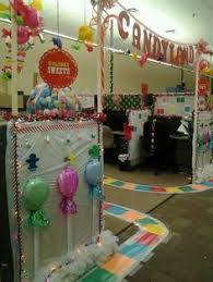 office xmas decoration ideas. Candyland At Work · Office ChristmasChristmas Xmas Decoration Ideas