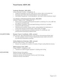 Sample Resume Health Science Librarian Researcher Sample Resume Health  Science Librarian Researcher pg2